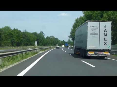 Austria A25 A1 Wels Enns Wien 1 27/06/2013