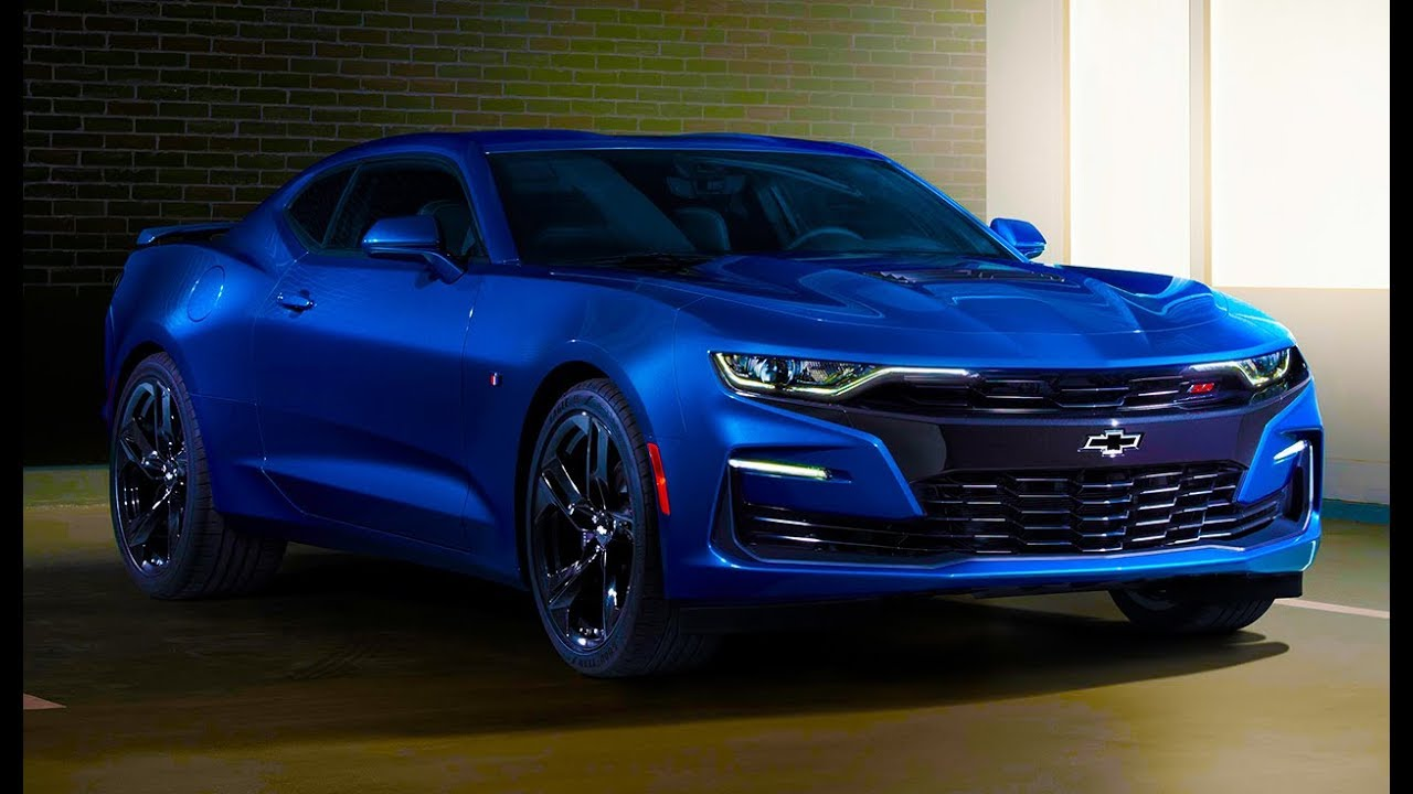 2019 Chevy Camaro SS & RS facelift - First Look - YouTube