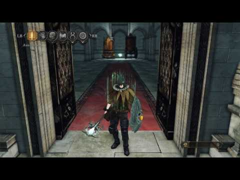 Dark Souls II - Sotfs - Double  Pursuer NG + \