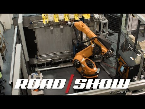 Ford's new Stratasys 3D printer has the company dreaming big