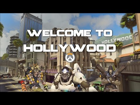 Overwatch - Welcome to Hollywood