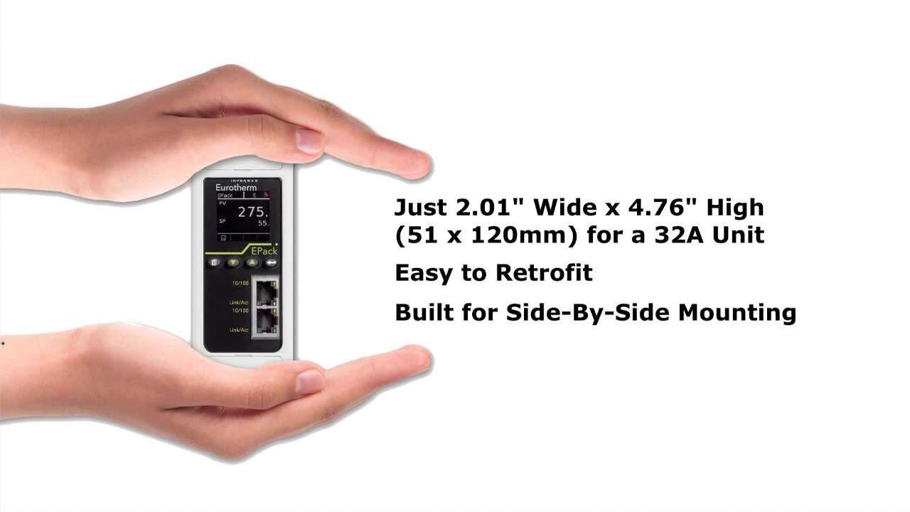 Epack Compact Scr Power Controller Youtube High Alarm Driver Circuit Design