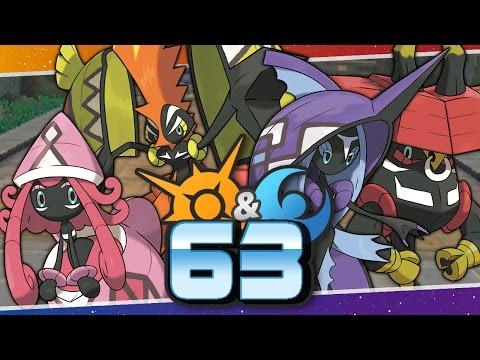 Pokémon Sun and Moon - Episode 63 | Guardians of Alola!