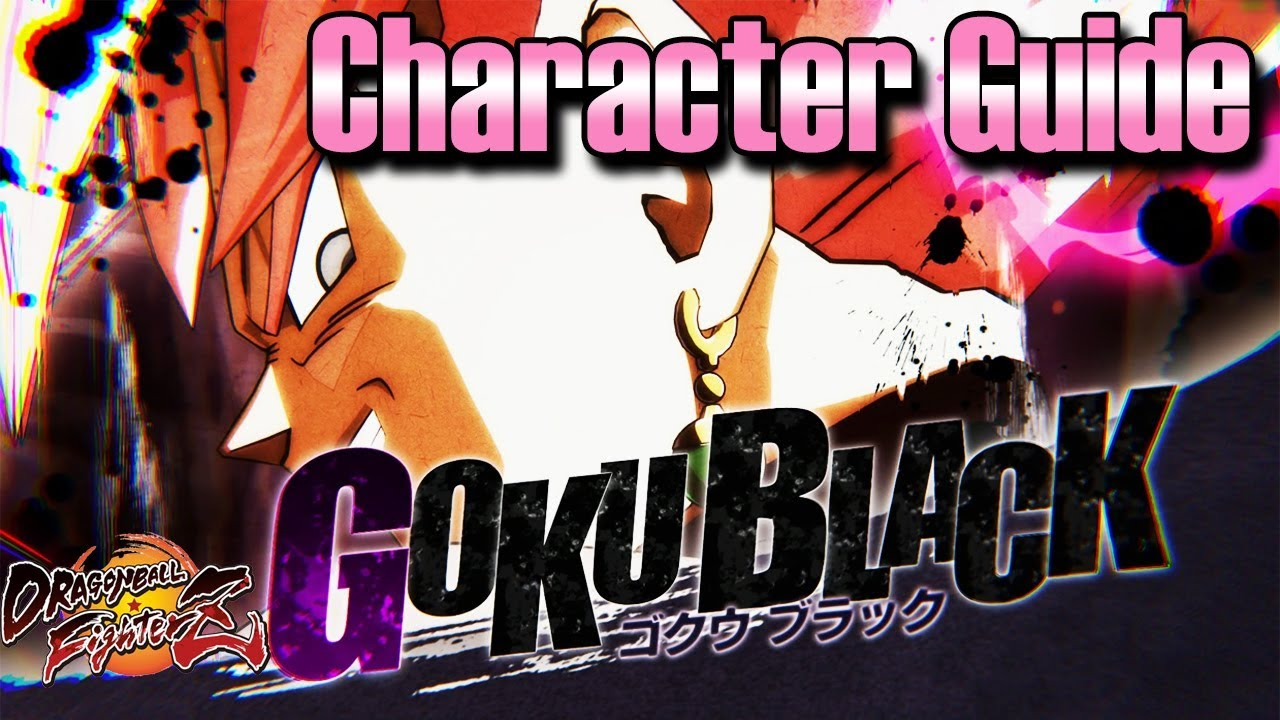 dragon ball fighterz character guide