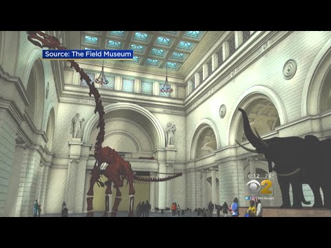 Field Museum Acquires World's Largest Dinosaur