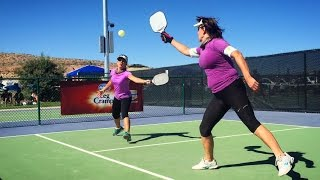 Pickleball Highlights from Huntsman World Senior Games - Check out all the action!