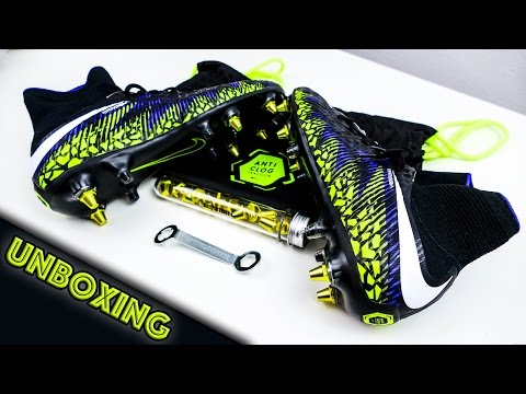 6b2e3507c9bb1 UNBOXING: Nike Hypervenom Phantom 2 SG-Pro AC - YouTube