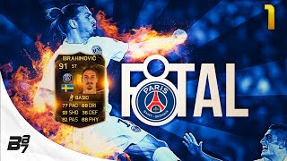 F8TAL! IF IBRAHIMOVIC! ITS BACK! #1 | FIFA 15 Ultimate Team