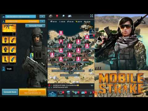 Mobile Strike -Episode 23- Prisoners Equal Win!!! Log on to your Prison IN VIEW!!!