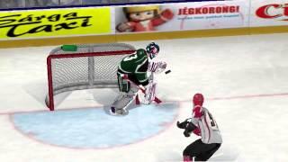 MOL Liga Playoff 2013 HC Nové Zámky-Dab Docler 2 mérkőzés III Harmad