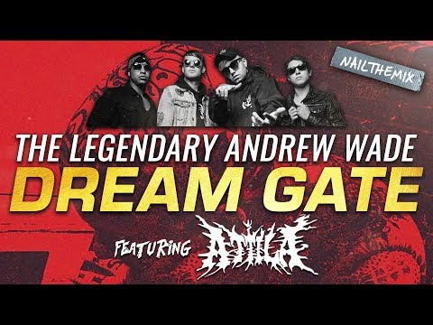 """Mixing metal drums: Andrew Wade's legendary """"DREAM GATE""""!"""