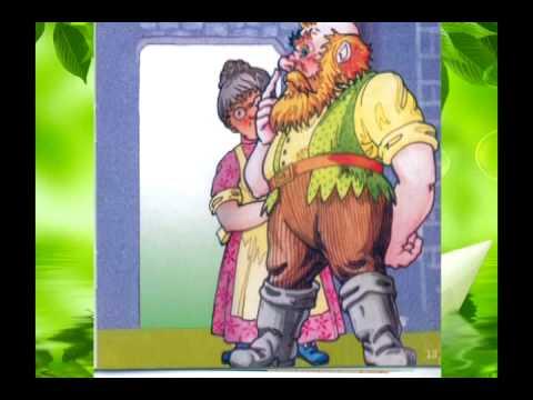 Truyện cổ tích - Chú bé Jack và cây đậu thần