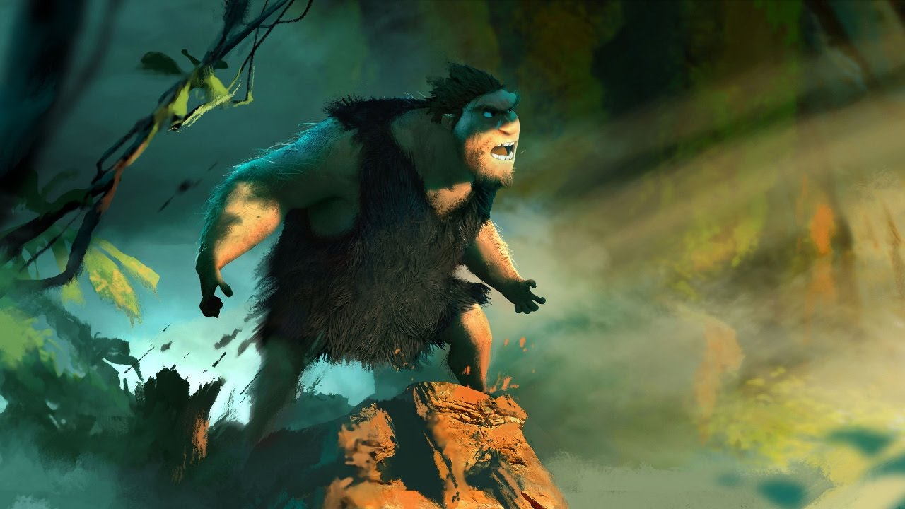 aacd9ea6e DreamWorks Animation  The World of the Croods - YouTube