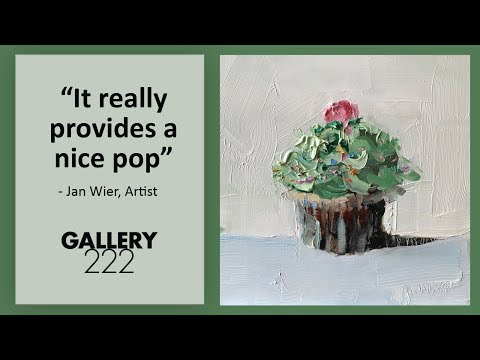 It Really Provides a Nice Pop - Jan Wier showing at Gallery222 Malvern