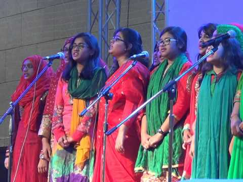 Qatar National Day Bangla New Song By MHM School & Collage Q