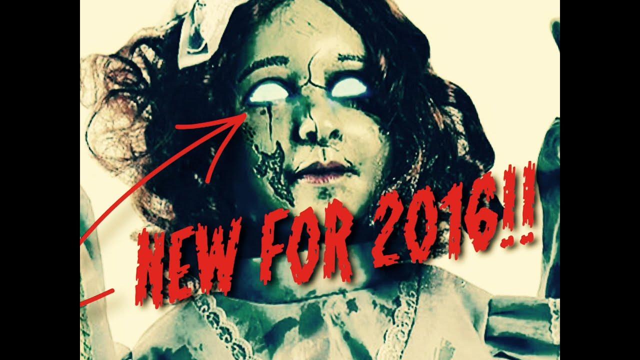 new halloween 2016 props spoilers halloweenholidaystore youtube - Halloween Props 2016