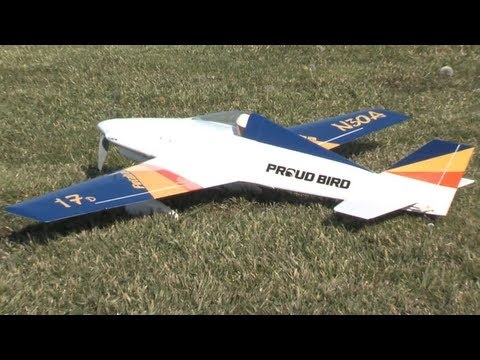 Spotlight: Great Planes Proud Bird EF1 Sport Racer ARF