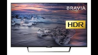 Sony Bravia KDL49WE753