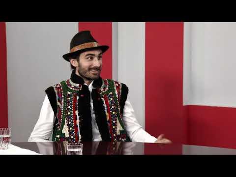 """Актуальне інтерв'ю. В. Зеленчук. В. Юськів. Про аудіокнигу """"Дідо Иванчік"""""""