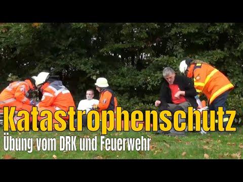 Rettungsdienst Doku Katastrophenschutz Doku DRK Doku