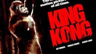 King Kong (  Love Theme / Alternate version )