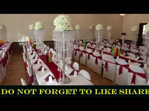 ZARA Wedding Decor Red