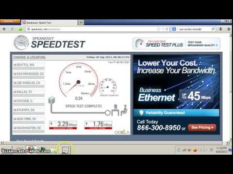 Xfinity Wifi Hot Spot Speed Test Comcast Cable Youtube
