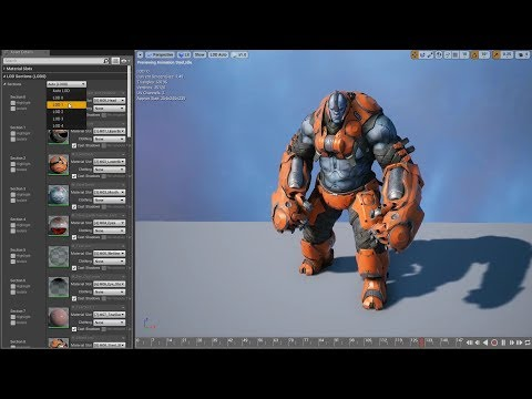 Unreal Engine 4 17 Release Notes   Unreal Engine Documentation