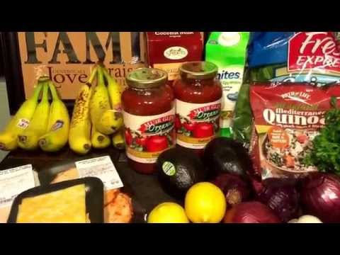 Sprout Health-Food Haul 4/19/15