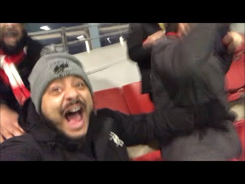 Arsenal 1-0 Huddersfield | Matchday Vlog | Lucas Rarseclaat Torreira Saves The Day!! Mp3