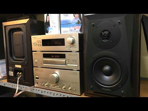 Như Quỳnh & Dàn Nhật TECHNICS SU-A70 có loa bass cộng hưởng độc đáo - Yến Âm Thanh Bãi - 0934683073