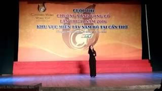 CVVC 2016 Cần Thơ : Trần Thị Bảo Ngọc