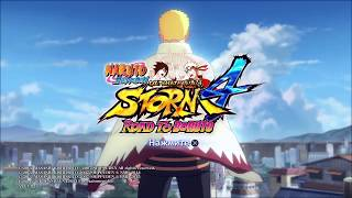 Проходим NARUTO Ultimate Ninja STORM 4 - ROAD TO BORUTO: Часть 1