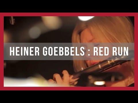 Crash Ensemble Perform : Heiner Goebbels - Red Run