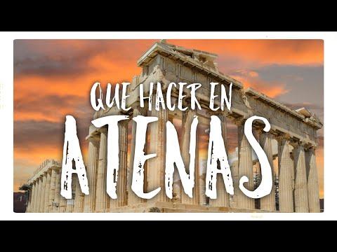Qué ver en ATENAS GRECIA, Guía Turística.