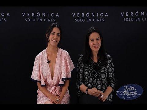 vistazoFRIKI: VERÓNICA  Una terapia rápida con Arcelia Ramírez y Olga Segura.