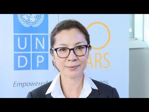 Michelle Yeoh on the World Humanitarian Summit