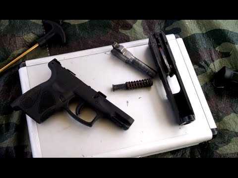 How to/DIY: Taurus PT111 Disassembly and Cleaning
