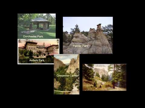 A (Very) Brief History of the Early Parks of Colorado Springs with Judith Rice-Jones