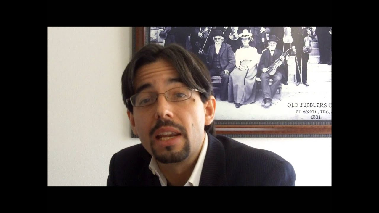 Composer Patrick Soluri on the Fort Worth Opera's FRONTIERS Initiative