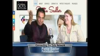 Pattie Sadler on Connecting the Dots Network with Albert Figueroa