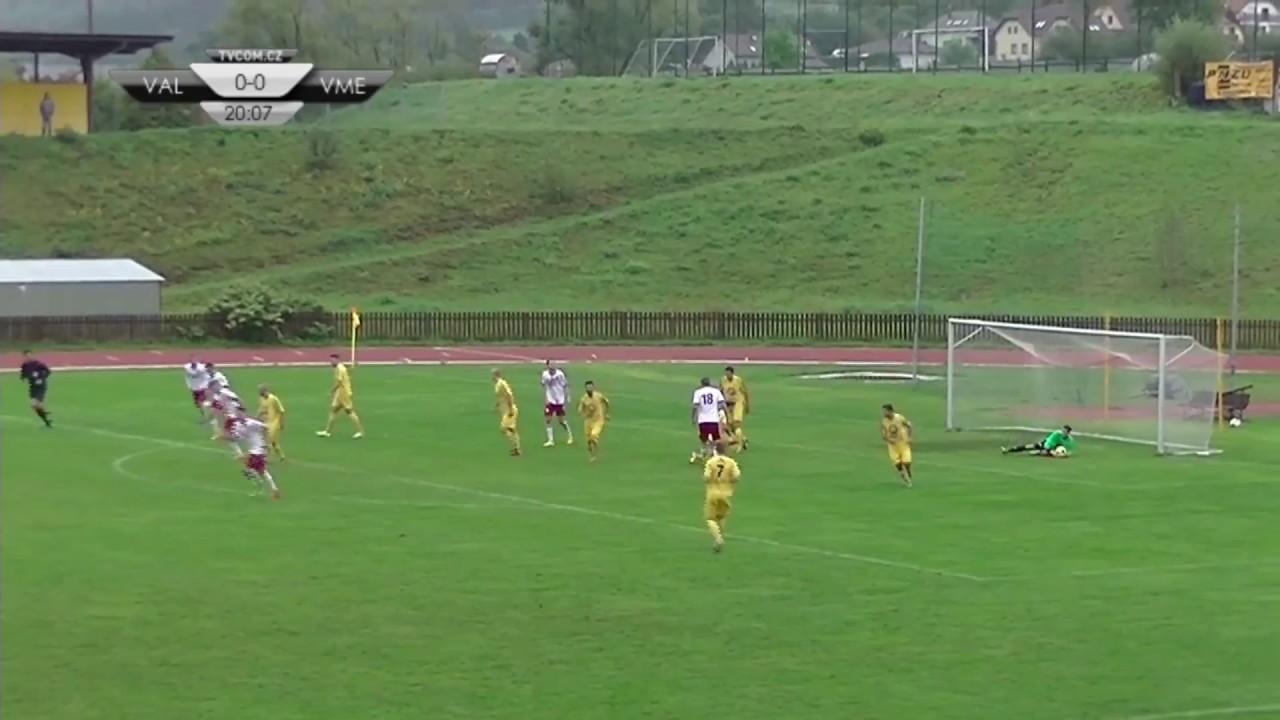 Sestřih utkání  TJ Valašské Meziříčí FC Velké Meziříčí 1 3 (1 1) -  17.9.2017 (7. kolo) 8218d42d79