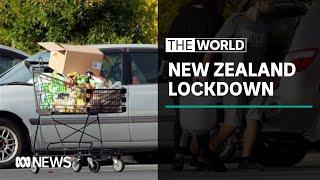 Annoyed New Zealanders head back into second coronavirus lockdown | The World