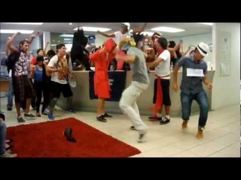 Harlem Shake EF Auckland