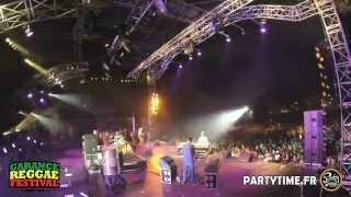LUTAN FYAH at Garance Reggae Festival 2014