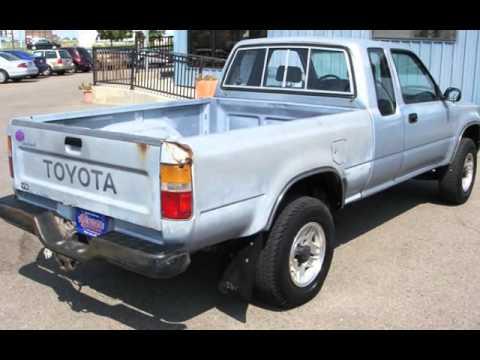 1989 Toyota Pickup Deluxe V6 For Sale In Grand Junction, CO