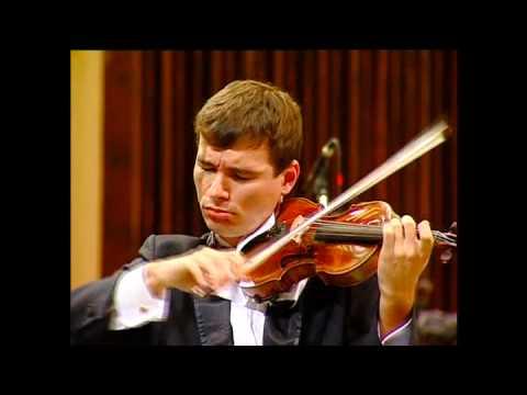 Sergei Prokofiev - Violin Concerto no. 2 in g minor - Alexandru Tomescu - violin