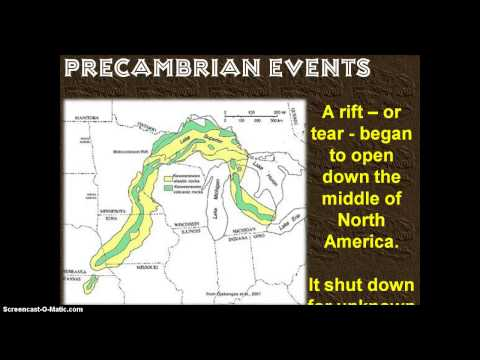 """""""Deep Time"""" Challenge: Precambrian Events"""