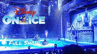 Disney on Ice Live Full Show 2020 4K