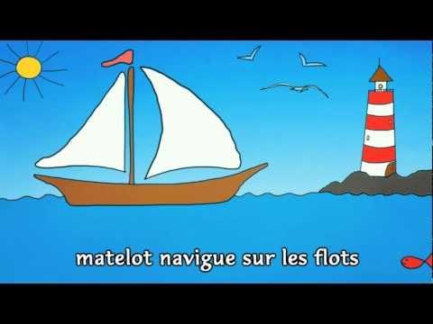 « Il était un petit navire » - Mister Toony